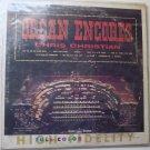 Organ Encores lp by Chris Christian 5270