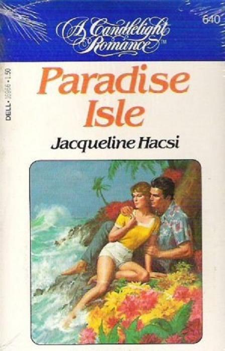 New Book: Paradise Isle - Jacqueline Hacsi - Sealed 0440169666