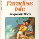 New Book: Paradise Isle - Jacqueline Hacsi - Sealed 0440169666