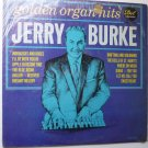 Jerry Burke Golden Organ Hits lp