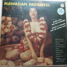 Hawaiian Favorites lp by Akoni Lani and Danny Stewart