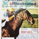Sports Illustrated November 6 1961 World Racing Kelso on Cover