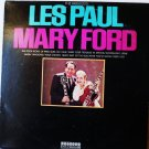 The Fabulous Les Paul and Mary Ford lp