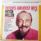 Mitch's Greatest Hits by Mitch Miller lp