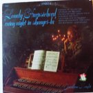 Lonely Harpsichord Rainy Night in Shangri-la lp Jonathan Knight