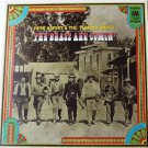 The Brass are Comin lp - Herb Alpert and the Tijuana Brass