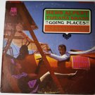 Herb Alpert and the Tijuana Brass: Going Places lp sp4112 VGV