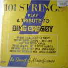 101 Strings Play a Tribute to Bing Crosby lp