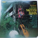 Skeeter Davis lp I Love Flatt and Scruggs