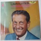 Lawrence Welk lp Champagne Dance Party