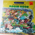 The Exciting Adventures of Robin Hood lp Factory Sealed Playhouse Presentation