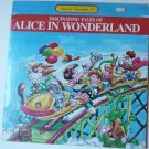 New: Playhouse Presentation of Fascinating Tales of Alice in Wonderland lp