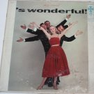 s Wonderful lp - Ray Conniff cl 925 Columbia 1957