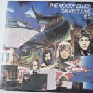 Caught Live +5 Double lp by The Moody Blues