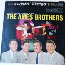 The Blend and The Beat lp by The Ames Brothers  lsp2182