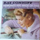 Ray Conniff and His Orchestra and Chorus Memories Are Made of This lp