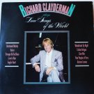 Richard Clayderman Plays Love Songs Of The World lp