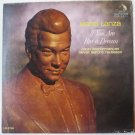 If You Are But A Dream lp by Mario Lanza