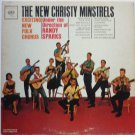 New Christy Minstrels Exciting New Folk Chorus lp