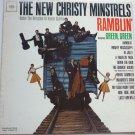 The New Christy Minstrels Ramblin featuring Green Green lp