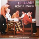Lester Lanin Goes to College lp ln3474