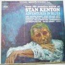 Stan Kenton Adventures in Blues lp st1985