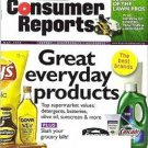Consumer Reports Magazine May 2008 Detergents Lawns Refrigerators