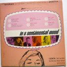 In a Sentimental Mood lp Presented by Zenith