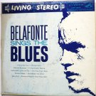 Belafonte Sings the Blues lp by Harry Belafonte