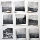 Murree Photographs Lot of 9 Vintage 2 x 2 inch Early 1930s?