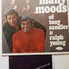 The Many Moods Of Tony Sandler And Ralph Young lp