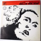 A Rare Live Recording of Billie Holiday lp