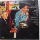 30 hits of the tuneful 20s lp by Frankie Carle and Orchestra