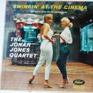 Swingin At The Cinema by the Jonah Jones Quartet lp
