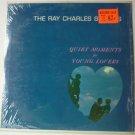 Quiet Moments for Young Lovers lp by The Ray Charles Singers