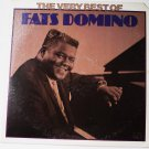 The Very Best of Fats Domino lp