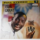 The End lp by Earl Grant - Stereo