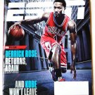 No Label: ESPN Mag NBA Preview Derrick Rose Kobe Bryant Power Rankings October 27 2014