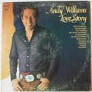 Love Story lp by Andy Williams