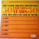 50 Fabulous Years lp by Leroy Holmes Orchestra