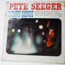 Story Songs lp by Pete Seeger