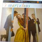 S Marvelous lp - Ray Conniff - Stereo cs8037