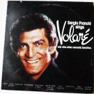 Sergio Franchi Sings Volare and Nine Other Romantic Favorites lp