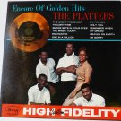 Encore of Golden Hits lp by the Platters