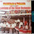 Exponians of the Steel Orchestra lp by Trinidad and Tobago