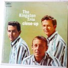 Close Up lp by The Kingston Trio