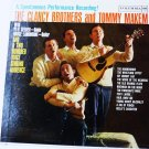 Clancy Brothers with Tommy Makem lp - Mono