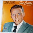 Tommy Dorsey and His Orchestra Featuring Frank Sinatra lp in 5 Vocals