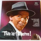 This Is Sinatra lp by Frank Sinatra