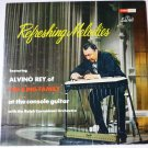 Refreshing Melodies lp by Alvino Rey of the King Family